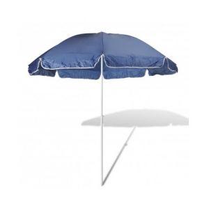 VidaXL Parasol de plage 240 cm