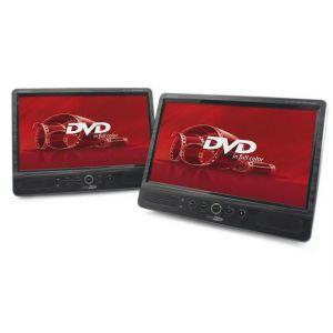"""Caliber MPD2010T - Ensemble de deux lecteur de DVD 10.1"""" 16: 9"""