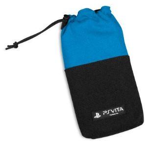 A4Tech Housse bleu PS Vita + Kit d'accessoires