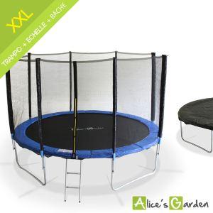 trampoline 180 cm comparer 212 offres. Black Bedroom Furniture Sets. Home Design Ideas