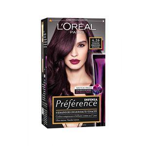 L'Oréal Préférence Coloration violine profond intense, 4.26