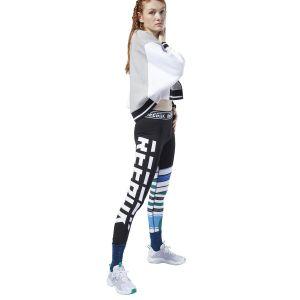 Reebok Legging de fitness Workout ready MYT Noir - Taille L;M;S;XL;XS