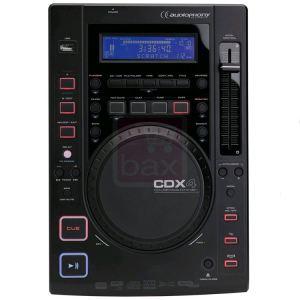 Audiophony CDX4 - Platine CD DJ