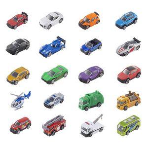 John World Coffret de 10 voitures
