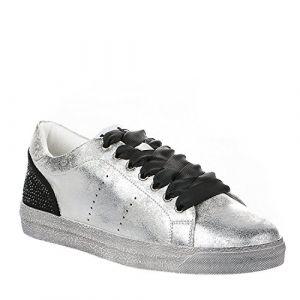 LPB Shoes Baskets basses DAISY Argenté - Taille 36,37,38