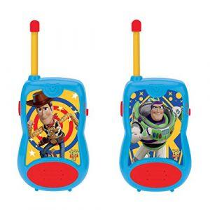 Lexibook Disney - Pixar - Toy Story 4 Talkie-Walkies Toy Story