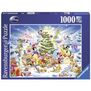 Ravensburger Puzzle Noël avec Disney 1000 pièces