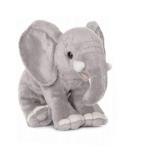 WWF Peluche Éléphant 25 cm (modèle aléatoire)
