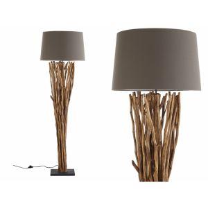 Ranua - Lampadaire en bois 175 cm