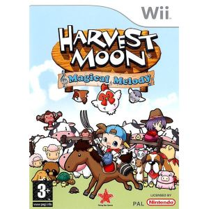 Harvest Moon : Magical Melody [Wii]