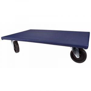 Toolland Chariot à meubles 66 x 41 cm 400 kg QT407