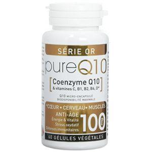 LT Labo Coenzyme Pure Q10 Série Or 100mg - 60 gélules