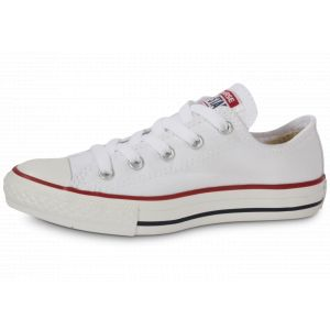 Converse Chaussures - Chaussures All Star OX - Blanc Optical