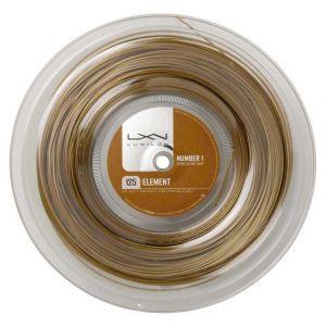 Luxilon Ficelle Element 200 M - Bronze - Taille 1.30 mm