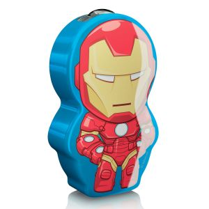 Philips 71767/35/16 - Lampe torche Iron Man Marvel