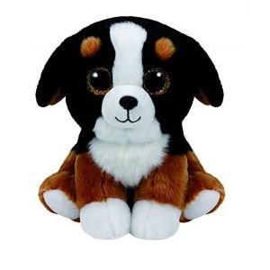 Ty TY90245 - Beanies - Peluche Roscoe le Chien