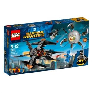 Lego 76111 - DC Comics Super Heroes : Batman et la revanche de Brother Eye