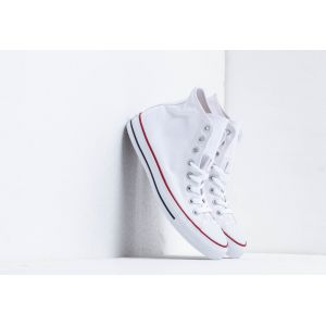 Converse Chuck Taylor All Star Hi toile Homme-43-Blanc