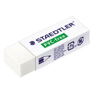 Staedtler 525 B20 - Gomme blanche écologique B20