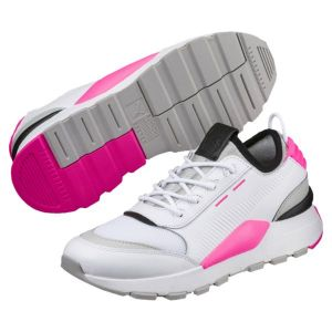 Puma Rs-0 808 chaussures blanc rose 40 EU