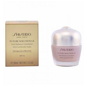 Shiseido Future Solution LX R3 Rose - Teint luminosité totale