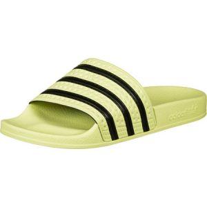 Adidas Adilette tong Femmes jaune T. 40 2/3