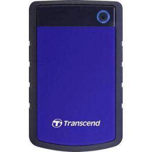 """Transcend TS4TSJ25H3 - Disque dur externe StoreJet 25H3P 4 To 2.5"""" USB 3.0"""