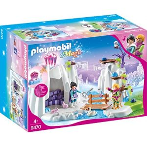 Playmobil Magic 9470 - Grotte du diamant Cristal d'amour