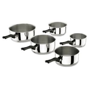 Lacor 85003 - Ensemble 5 casseroles Estudio