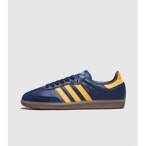 Adidas Originals Samba Og - Baskets Homme, Bleu