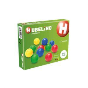 Hubelino Toboggan compatible duplo - billes 12 pièces