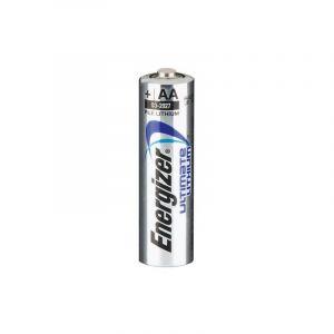 Energizer 2 piles Ultimate AA Li 1,5V 3000 mAh