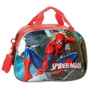 Marvel Spiderman City - Sac de Voyage Souple 40 cm