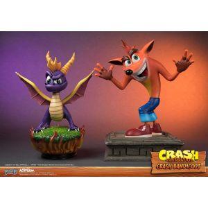 Wtt Figurine - Crash Bandicoot - First 4 Figures Crash 41 cm