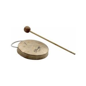 "Stagg Mini gong, modèle ""Lune"" avec mailloche"