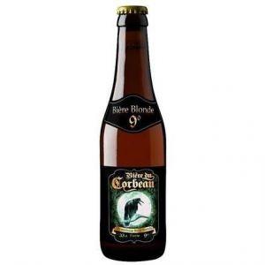 Brasserie Roman Bière du Corbeau Blonde - 33 cl - 9 %