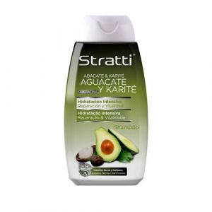 Stratti Shampoing aguacate y karité