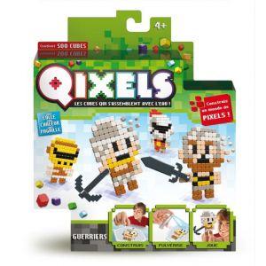 Kanaï Kids Mini Kit 4 créations Qixels : Guerriers