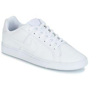 Nike Court Royale, Baskets pour Enfants, Blanc (Blanc/Blanc), 36.5 EU