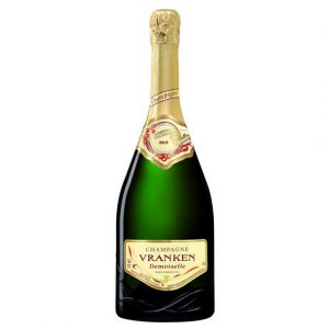 Demoiselle Vranken - Champagne AOP brut