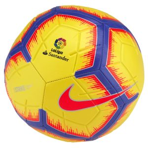 Nike Ballon de football LFP Strike - Jaune - Taille 5