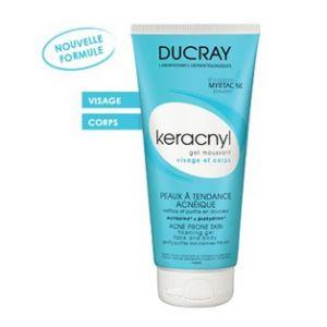 Ducray Keracnyl - Gel moussant