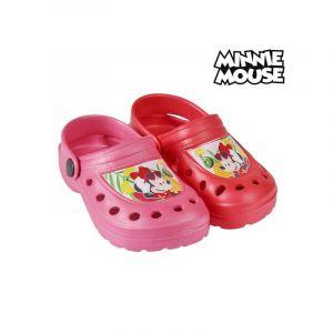 Sabots de Plage Minnie Rouge, Taille des chaussures - 27