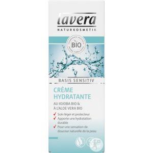 Lavera basis sensitiv Feuchtigkeitscreme mit jojoba & aloe vera