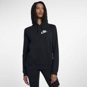 best service e4951 19d20 Nike Sweat à capuche Sportswear Rally Femme - Noir - Taille XL