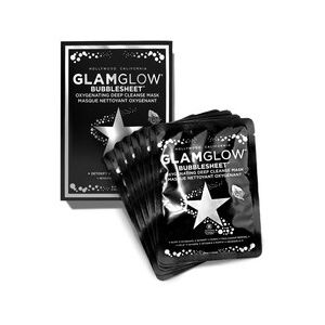 Glamglow Pack Bubblesheet - Masques Nettoyants Oxygénants - 6 Masques