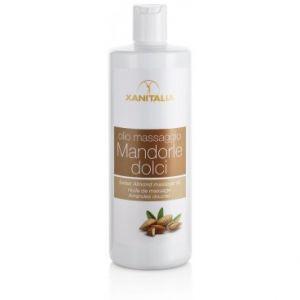 Xanitalia Huile Massage Amandes Douces - 500 ml