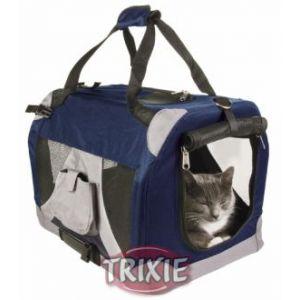 Trixie Niche de voyage Tcamp de Luxe 50x35x35 cm