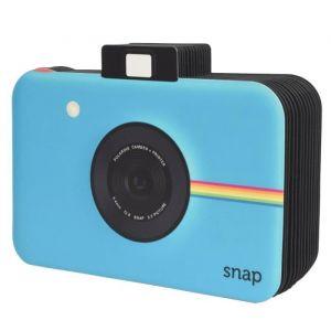 """Polaroid PL2X3SBSNAPBL Album scrapbooking - Look - Bleu - 14 pages en aggloméré noires (9x5.5 """") - Peut contenir des photos de format - 2x3 """""""