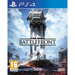 Star Wars : Battlefront [PS4]